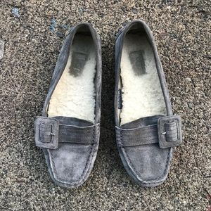 "Ugg ""Retreat"" loafers"